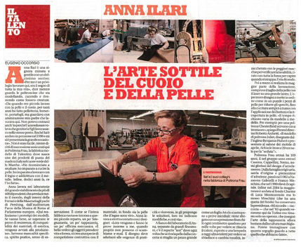 La Repubblica Artikel über Handwerk