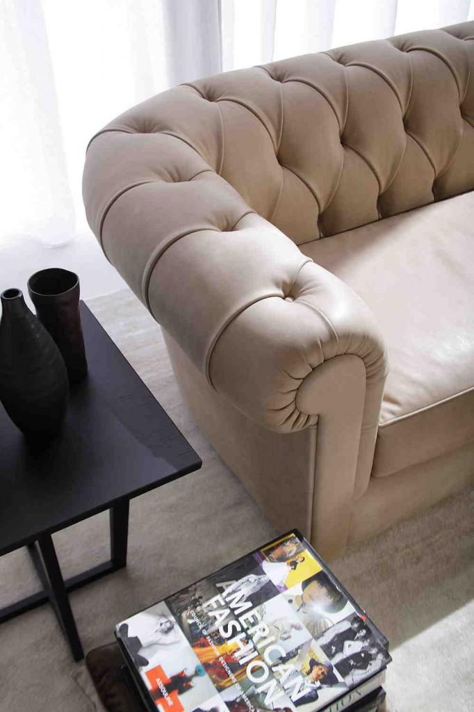 Boston Chesterfield Sofa
