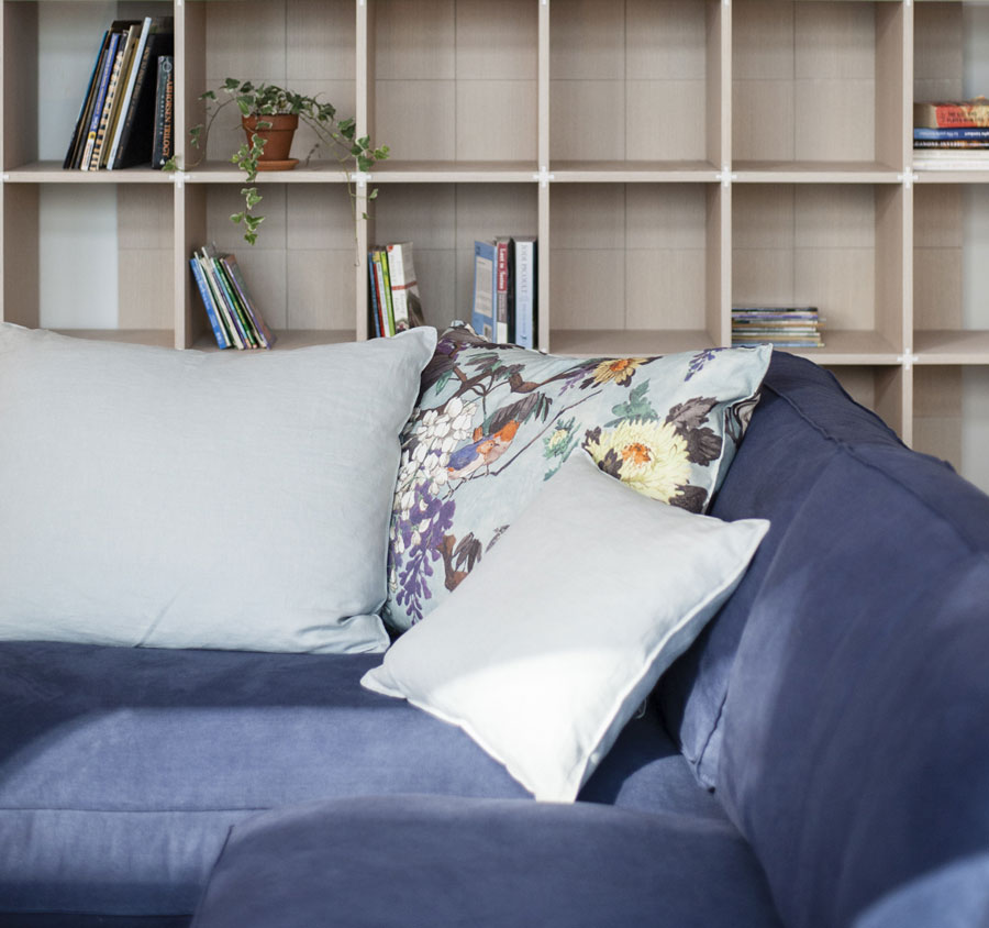 Modular-Sofa Time Break-etro-kissen