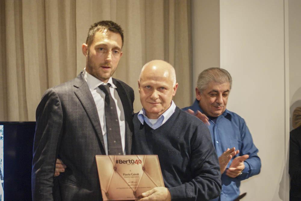 Filippo Berto und Flavio Cairoli