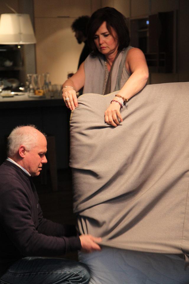 Flavio Cairoli am crowdcrafting sofa4manhattan von NY