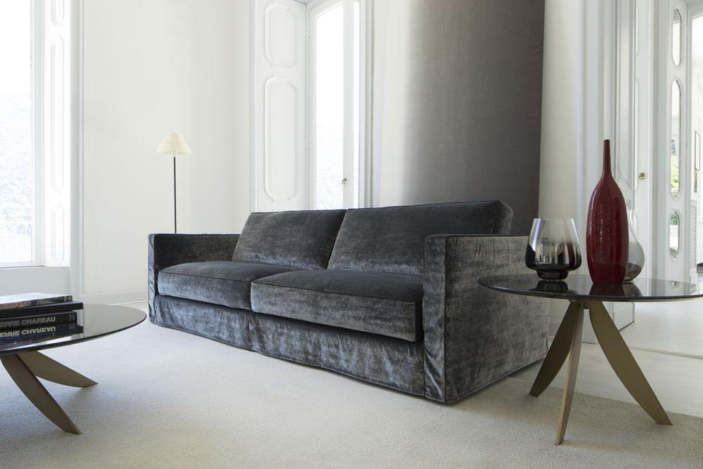 Sofa Samtbezug Danton