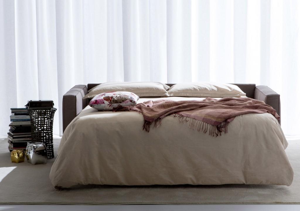 Schlafsofa Gulliver auch für einen täglichen Gebrauch geeignet.