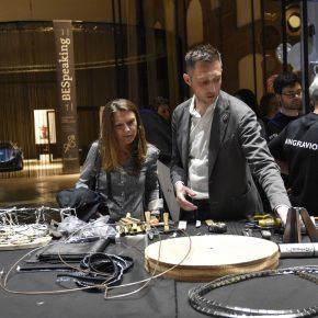 Filippo Berto e Patrizia Cappelletti a new craft