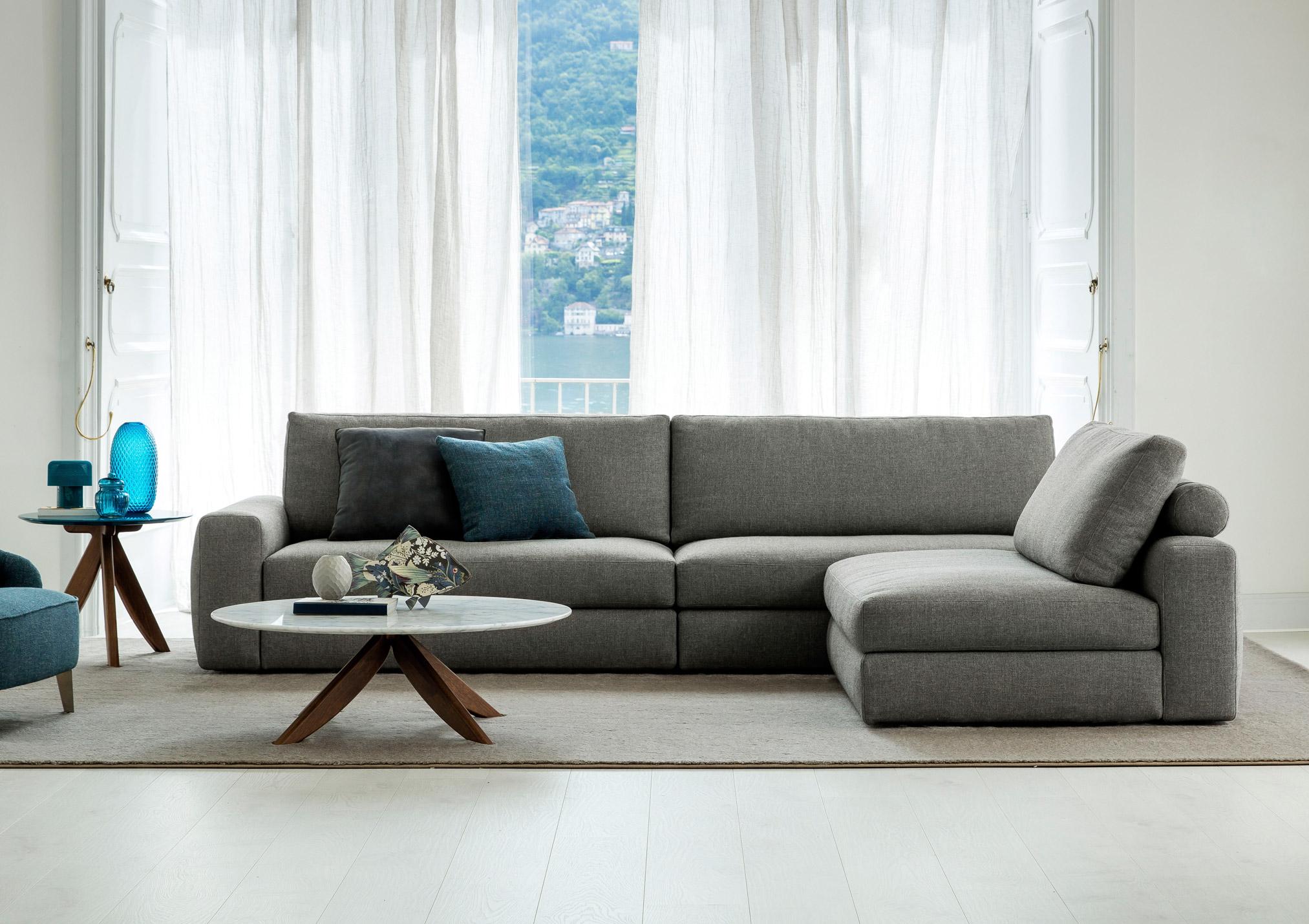 modulares Sofa Joey aus stoff