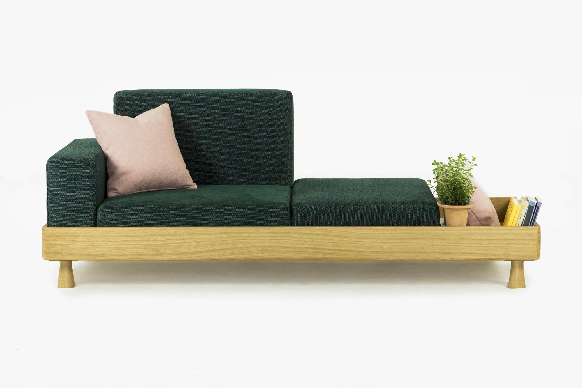divano meda design giulio iacchetti prodotto da BertO