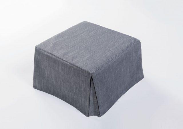 pouf letto AL quadrato acquistabile online