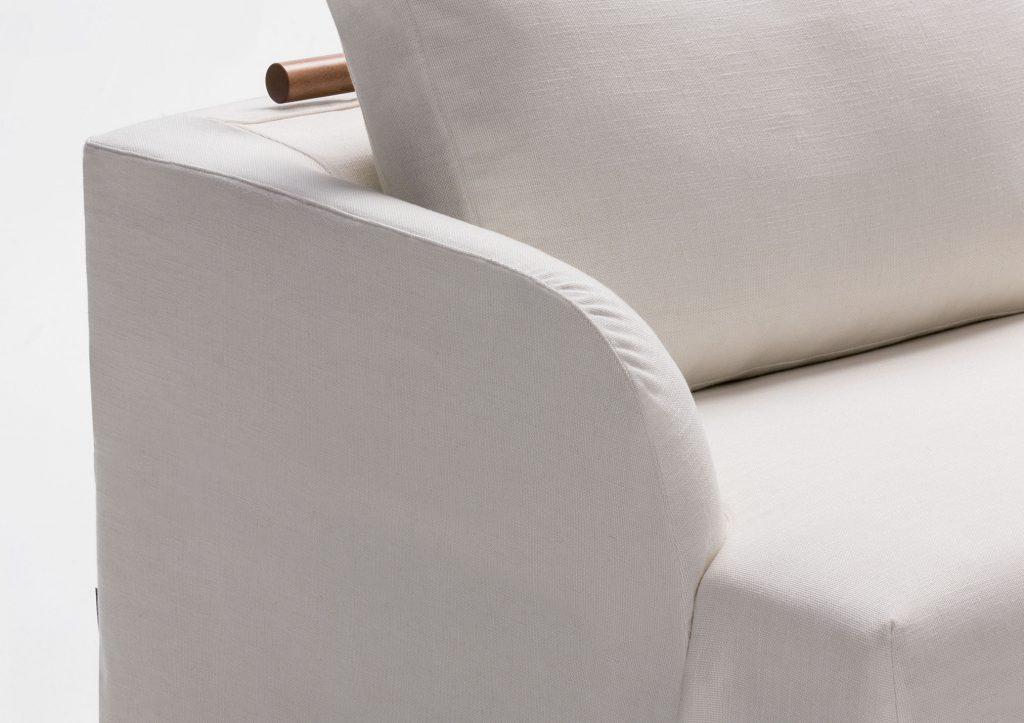 bracciolo tondo poltrona letto flora di berto salotti