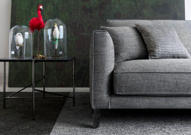 Design Modular-Sofa aus stoff Time Break nach Mass berto salotti