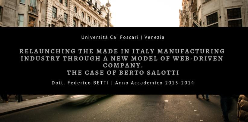 Berto-Fallstudie: Der Bereich Bücher und Abschlussarbeiten entsteht