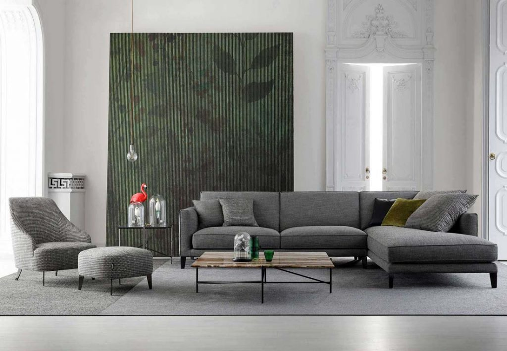Time Break: Die perfekte Polsterung macht das Sofa perfekt