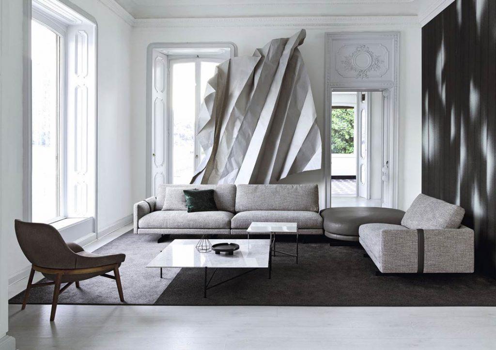 Das in der Welt am meisten geschätzte Design wird in Meda hergestellt.