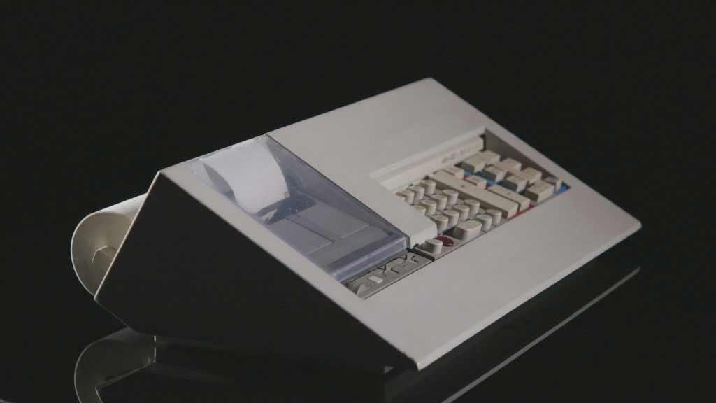 Paradigma Olivetti. Berto beim Mailänder Design Film Festival - Programm 101 Featured image
