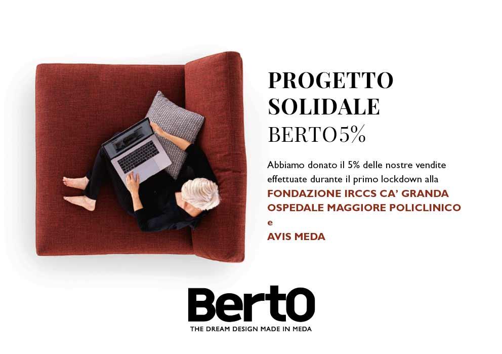 Solidaritätsprojekt Berto 5%