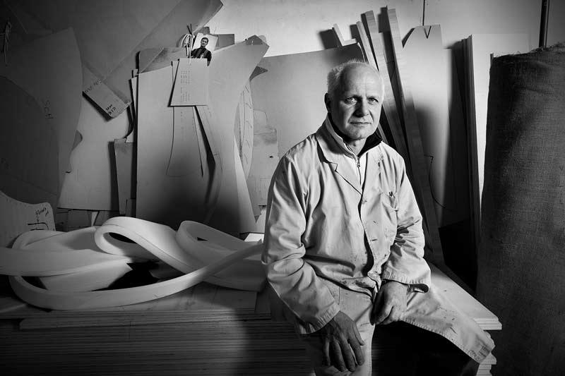 Flavio Cairoli handwerkermeister BertO Made in Meda