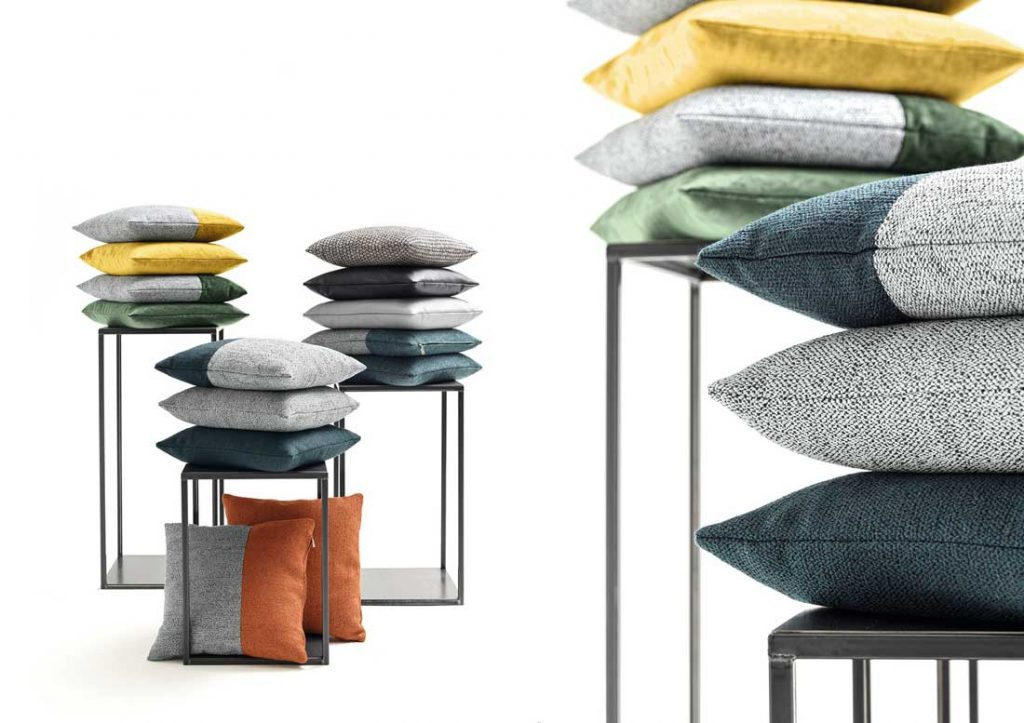 Sofakissen BertO das Traumdesign Made in Meda
