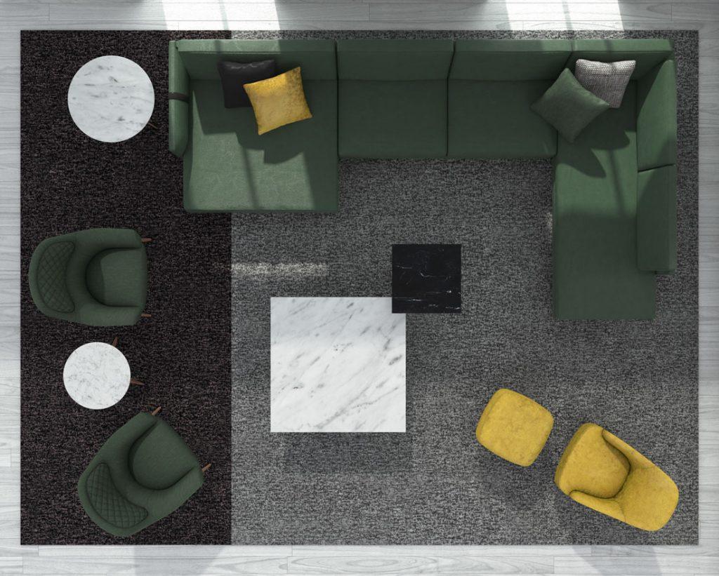 Design umgebung von BertO – das Traumdesign made in Meda
