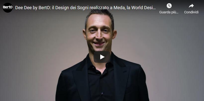 Video Filippo Berto Sofa Made in Meda